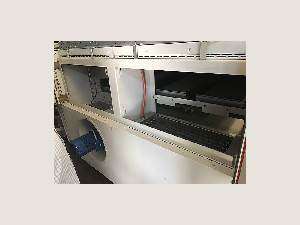 Reggiani Dryer for digital printing photo 6